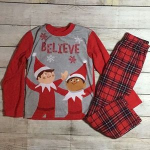 ❤️5 for $20 | Boys Elf On The Shelf Pajamas